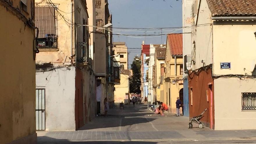 Calle de los Pescadores, uno de los principales focos de venta de droga