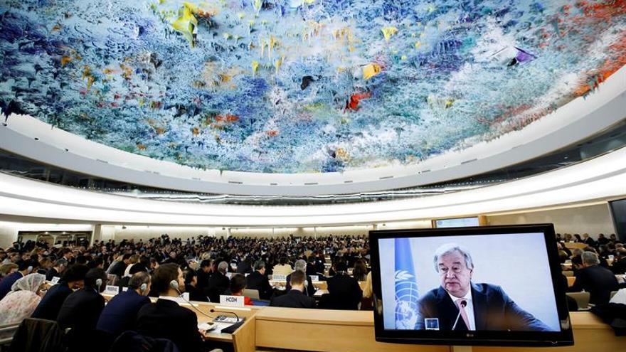 Hay 150.000 armas nucleares en el mundo, revela el secretario general de la ONU