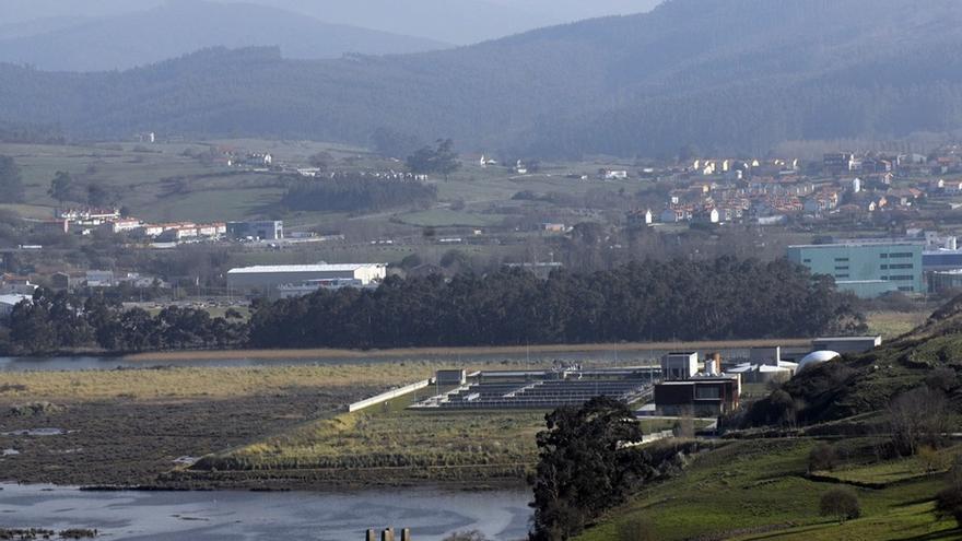 El MAPAMA inicia los trámites para licitar la demolición de la EDAR de Vuelta Ostrera