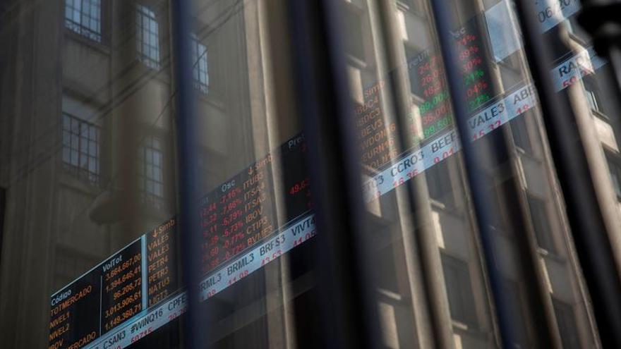 La bolsa de Sao Paulo abre al alza y sube un 0,17 por ciento en los primeros negocios