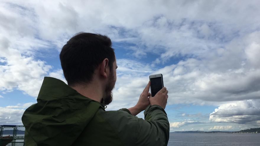 La NASA pide a aficionados de todo el mundo que manden fotos del cielo para investigar las nubes (Imagen: Cedida por GLOBE Observer)