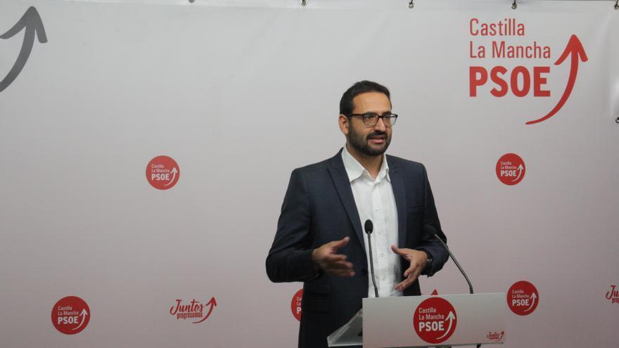 Sergio Gutiérrez, secretario de Organización del PSOE CLM