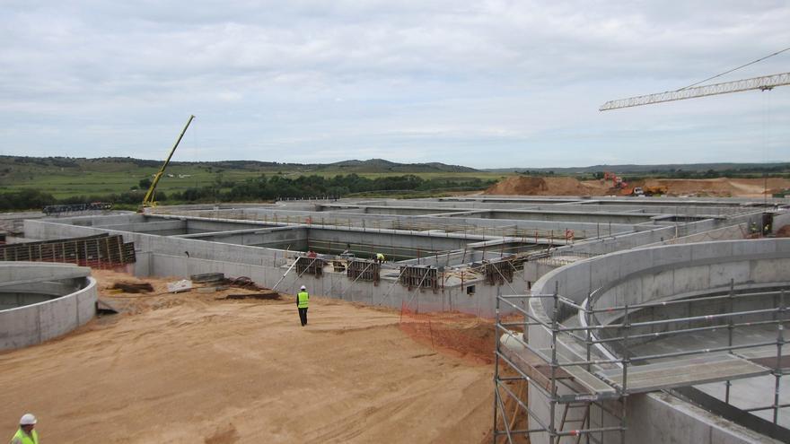 CHS licita por 3,5 millones la obra de tres colectores que llevarán aguas residuales de Isso a la depuradora de Hellín