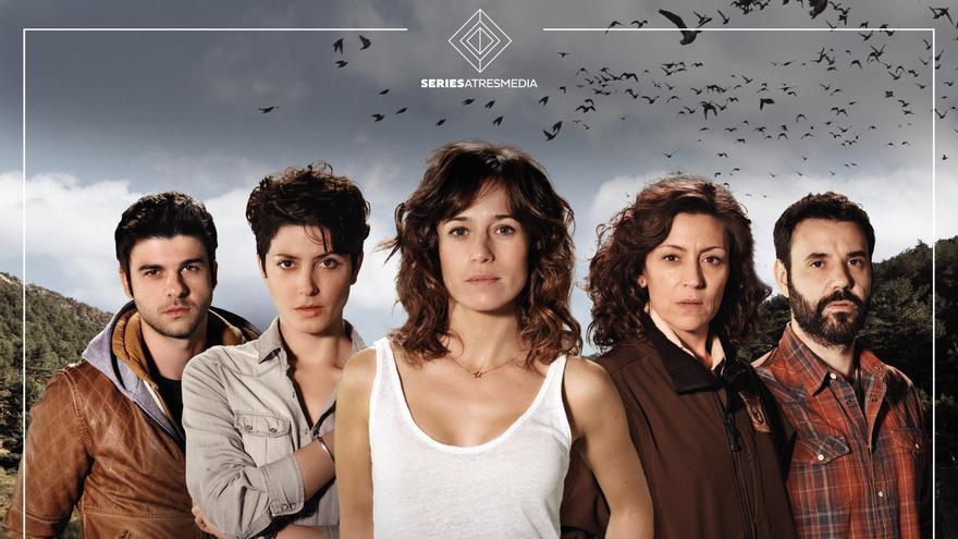 Cartel oficial de El Incidente en Antena 3