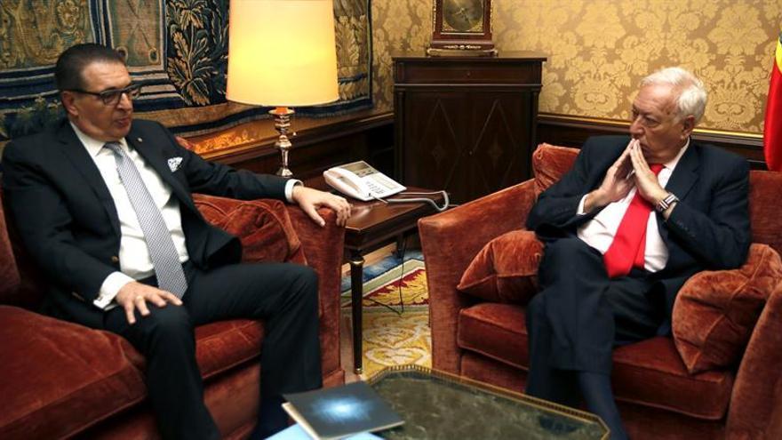 Kerim explica a Margallo sus prioridades como candidato a dirigir la ONU