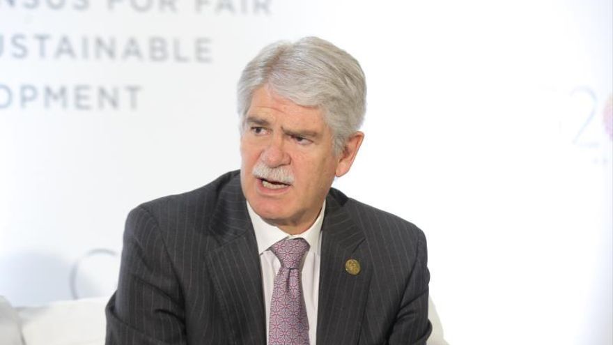 Alfonso Dastis será el próximo embajador de España ante Italia