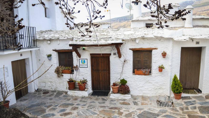 Casa rural en Capileira.
