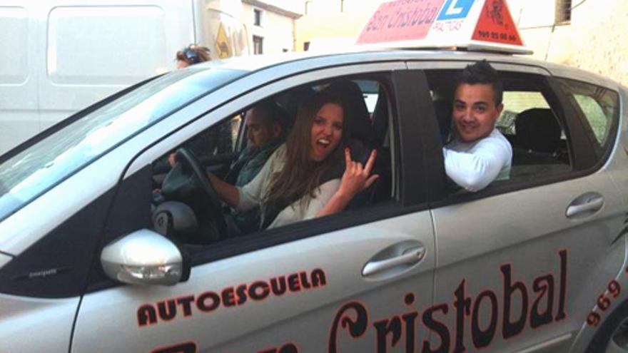 Así cogen el volante los famosos de 'La Autoescuela VIP' de laSexta