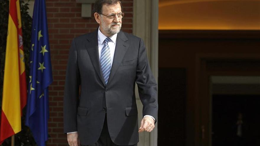 Rajoy defiende el pacto con el PSOE pero primando las propuestas del Gobierno
