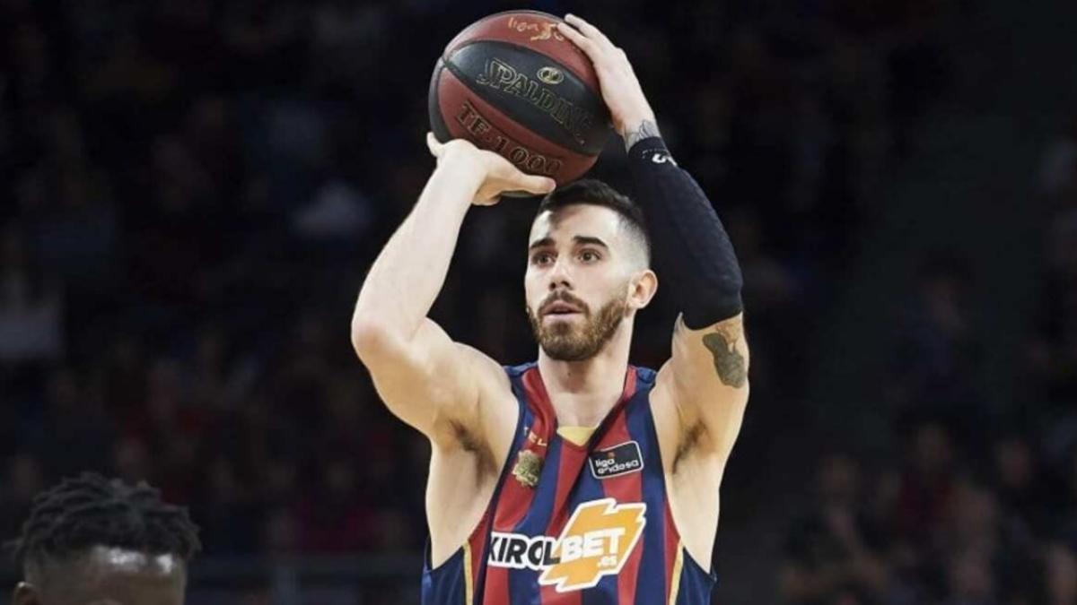 Luca Vildoza, el decimoquinto argentino que llegó a la NBA