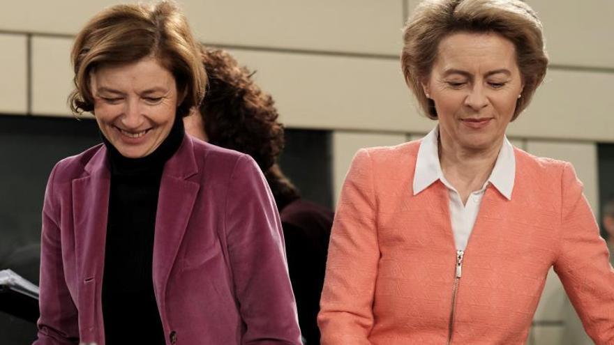 Francia y Alemania acuerdan lanzar el estudio de cazas y tanques conjuntos