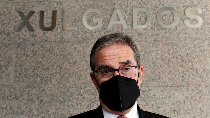 El presidente del TSX de Galicia: En materia de justicia la pandemia está superada