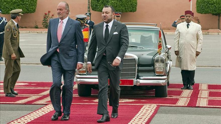 El rey invita a los ministros de exteriores de la for Educacion exterior marruecos