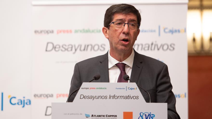 """Marín augura un acuerdo para la presidencia de la comisión de la Faffe, que no es para """"crucificar a nadie"""""""