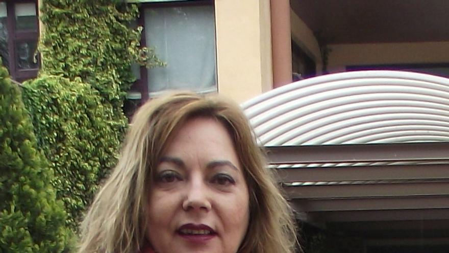 Paloma Domínguez, candidata a las primarias municipales del PSOE en Almendralejo