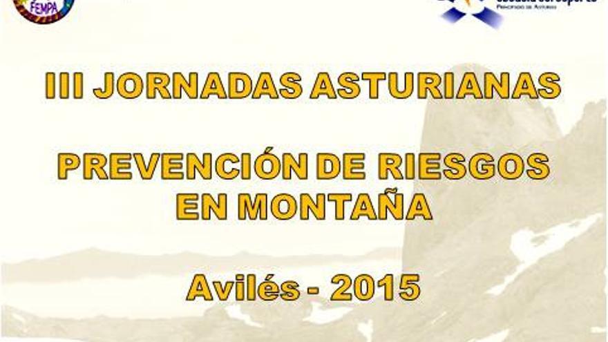 Jornadas Prevención Riesgos Montaña Asturias