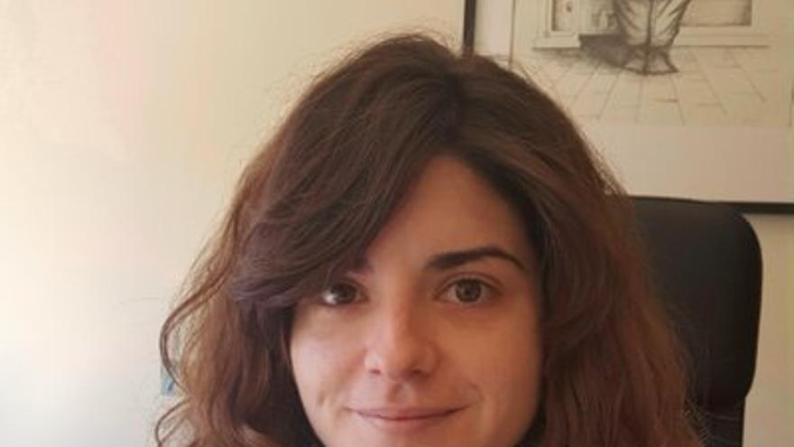 Clara Martínez Baeza, número dos de Podemos al Ayuntamiento de Murcia