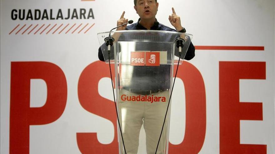 Page: El PSOE estará hasta el final votando 'no' a la candidatura de Rajoy