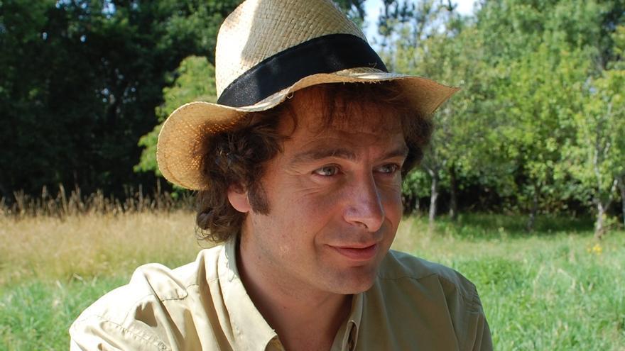 El científico Martín López Corredoira. / IAC