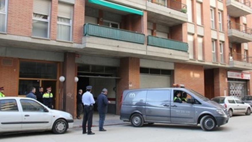 Lugar Del Parricidio De Girona