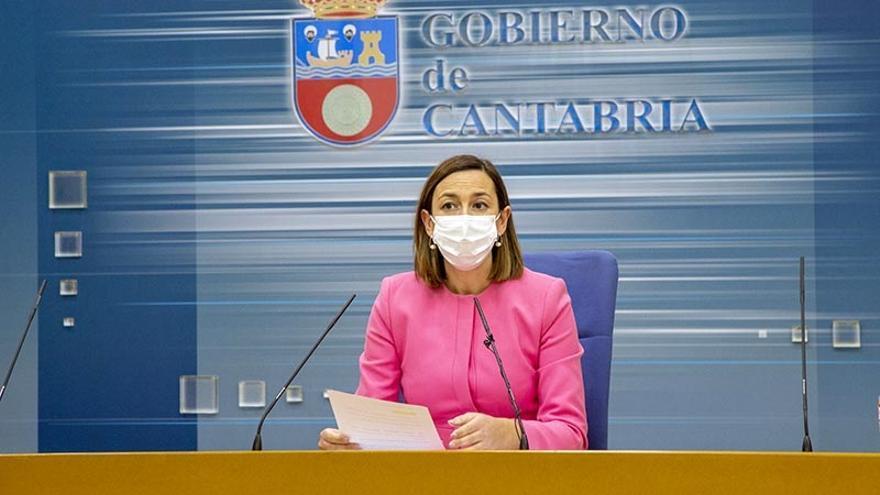 Archivo - La consejera de Economía y Hacienda, María Sánchez