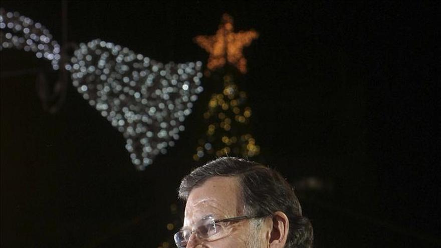Rajoy exige la libertad de presos políticos venezolanos por mandato popular