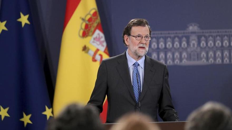 Rajoy cree que las negociaciones darán fruto y habrá nuevos presupuestos