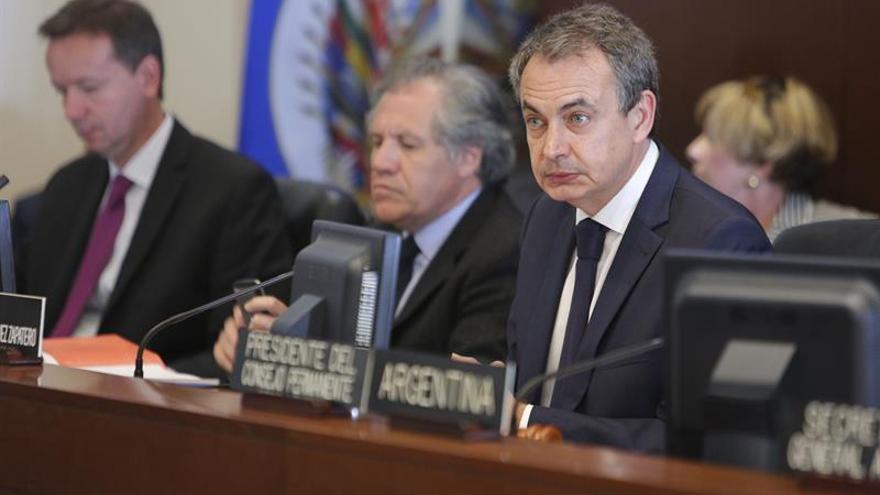 Rodríguez Zapatero regresa hoy a Venezuela un mes después de su última visita