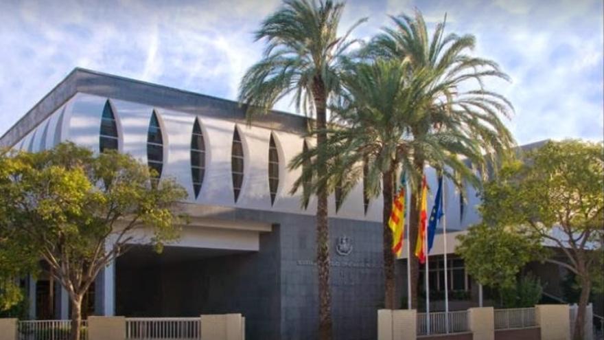 Sede del Colegio de Médicos de València