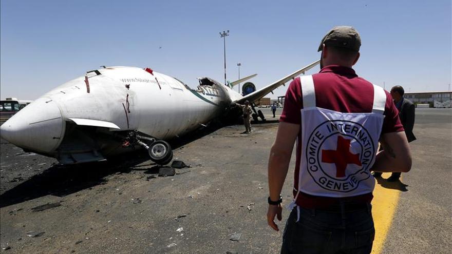 La UE destina 5,1 millones a Cruz Roja para aliviar la situación en Yemen