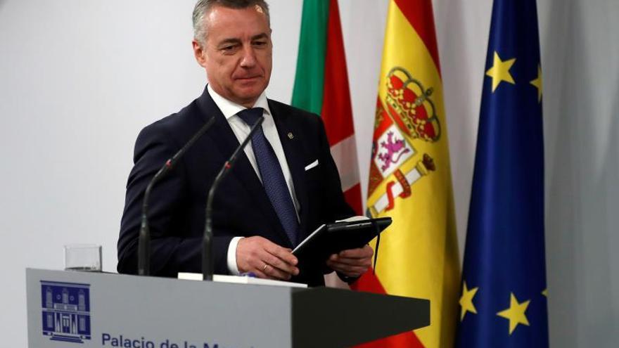 """El portavoz del PNV espera un """"contacto fluido"""" entre los gobiernos central y vasco"""