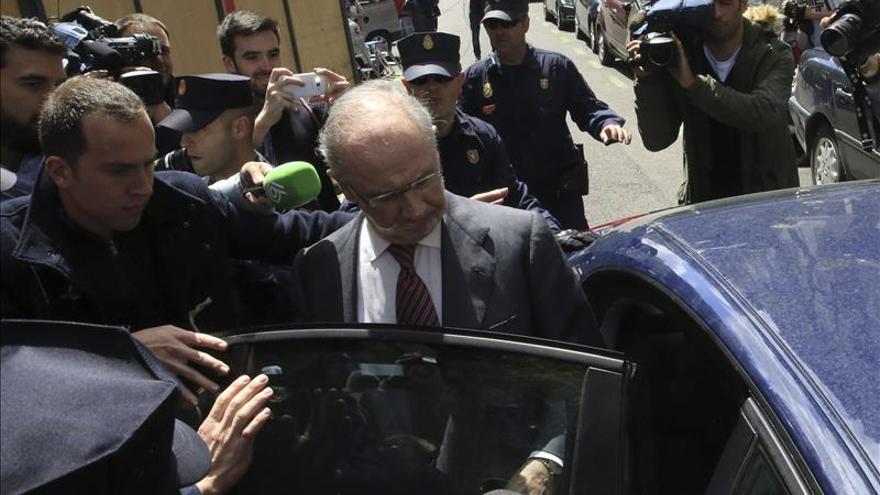 """UPyD pregunta si Hacienda ha """"puenteado"""" a la Fiscalía en el caso Rato"""