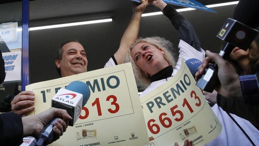 El gerente del PSOE pierde el décimo del Gordo y presenta una denuncia