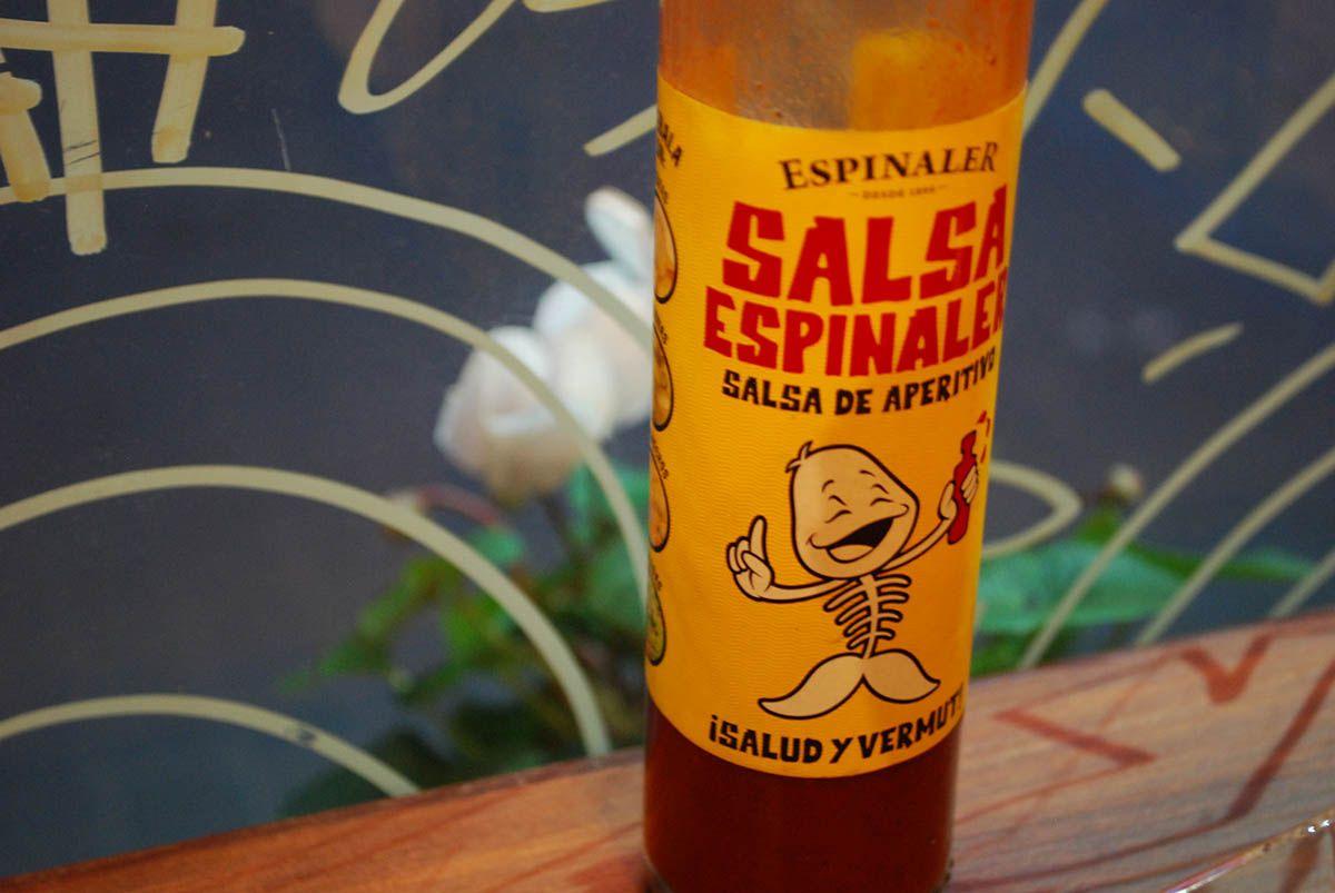 Salsa espinaler_Malasaña a mordiscos_Amor de Calle