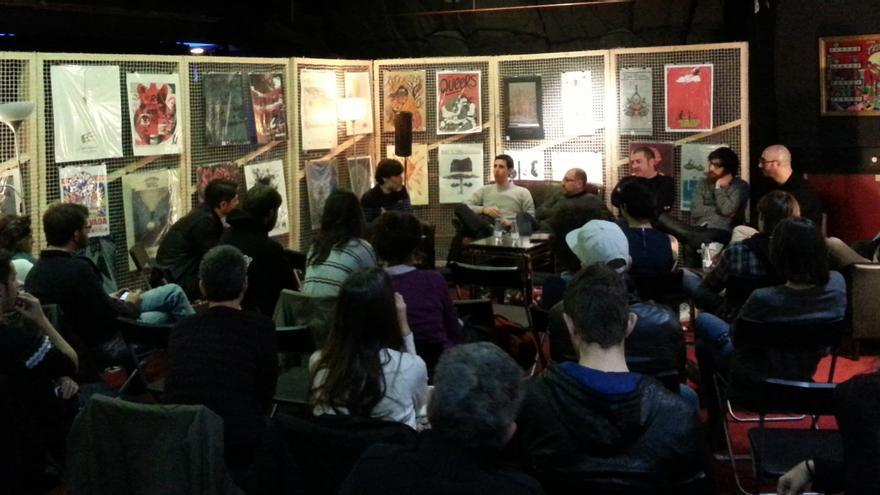 Debate organizado por PrimaveraPro, como prólogo de la gira Primavera Sound Touring Party
