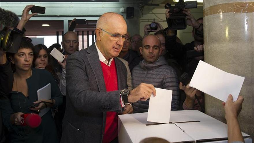 """Duran vota """"no"""" a la independencia y pide """"inteligencia política"""" al Gobierno"""
