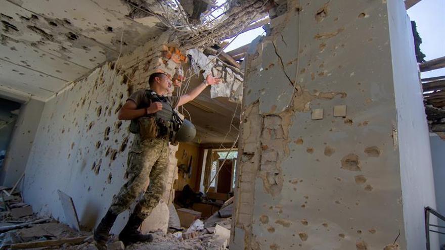 Dos años de conflicto en Ucrania han dejado 2.000 muertos, según la ONU