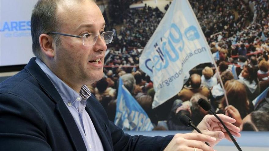 El PPdeG condena la agresión a Rajoy y dice que los gallegos están a su lado