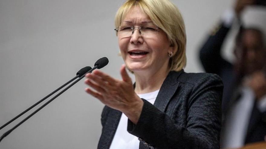 """La fiscal general venezolana no teme una posible detención """"anticonstitucional"""""""