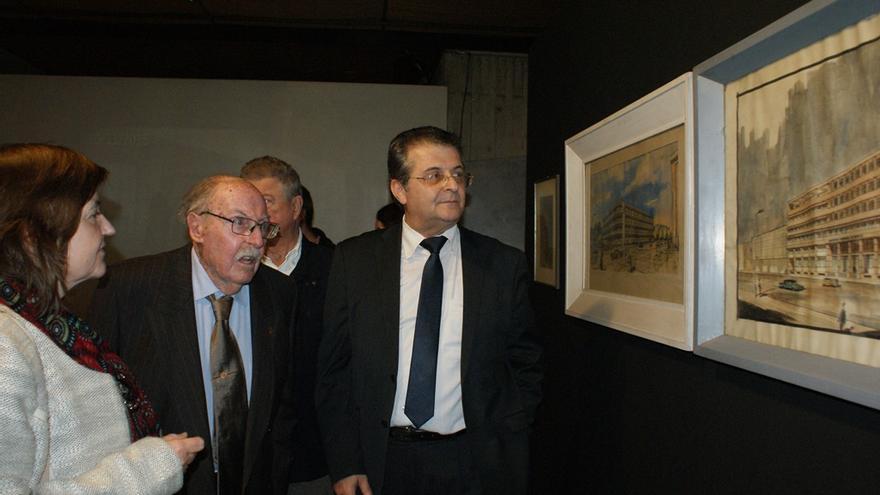 Muestra sobre la obra del arquitecto Enrique Sancho Ruano