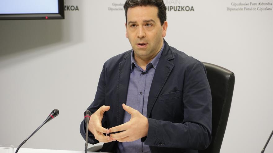 """Gobierno foral de Gipuzkoa dice que en un año de legislatura ha conseguido sacar al territorio histórico """"del atasco"""""""