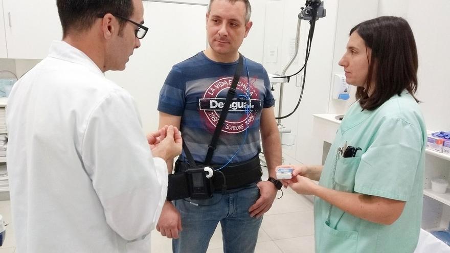 El CHN implanta una nueva técnica de diagnóstico de pacientes con enfermedad de Crohn mediante cápsula endoscópica