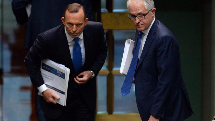 El primer ministro australiano se somete a un voto de confianza en su partido