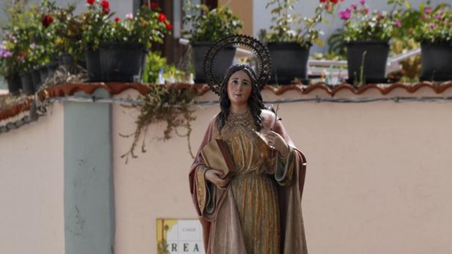 De la romería en Santa Brígida #7