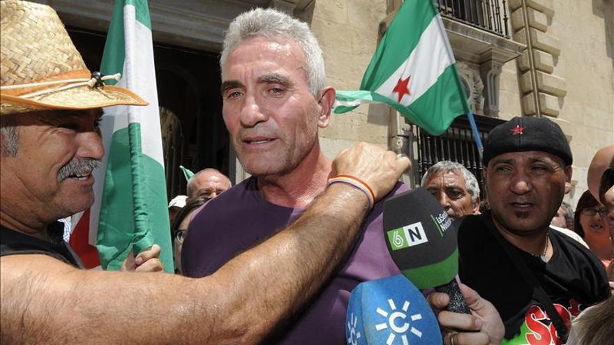 Diego Cañamero y varios dirigentes de la CUT abandonan IULV-CA