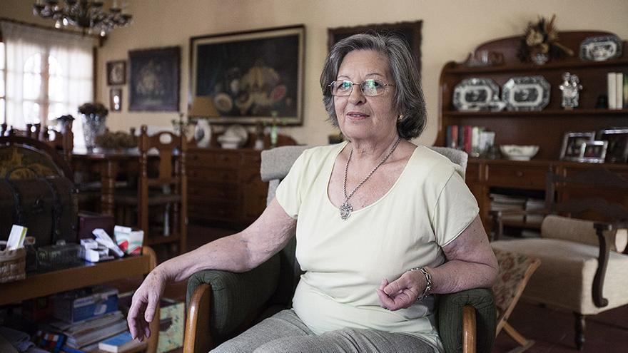 María Isabel Olivares Sánchez.