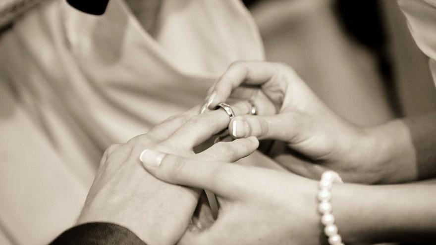 El número de matrimonios en el País Vasco descendió un 0,7% durante el pasado año