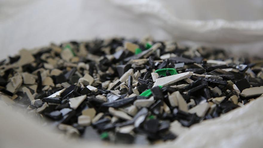 En España generamos aproximadamente un millón de toneladas de residuos de aparatos eléctricos y electrónicos