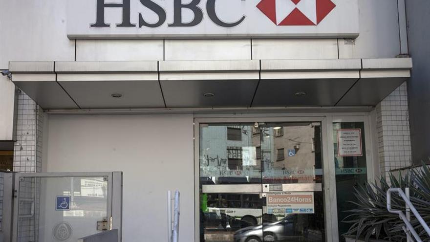 El beneficio neto de HSBC cae un 54,8 % en los primeros nueve meses del año