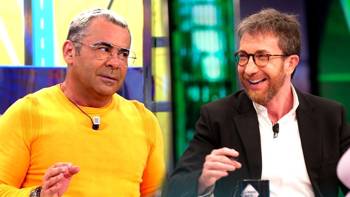 Jorge Javier Vázquez y Pablo Motos